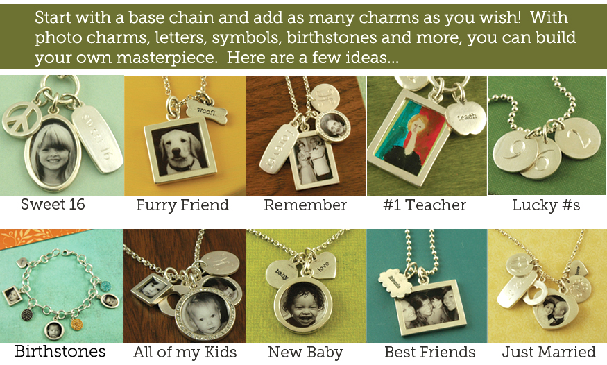 Create custom jewelry for Christmas gifts